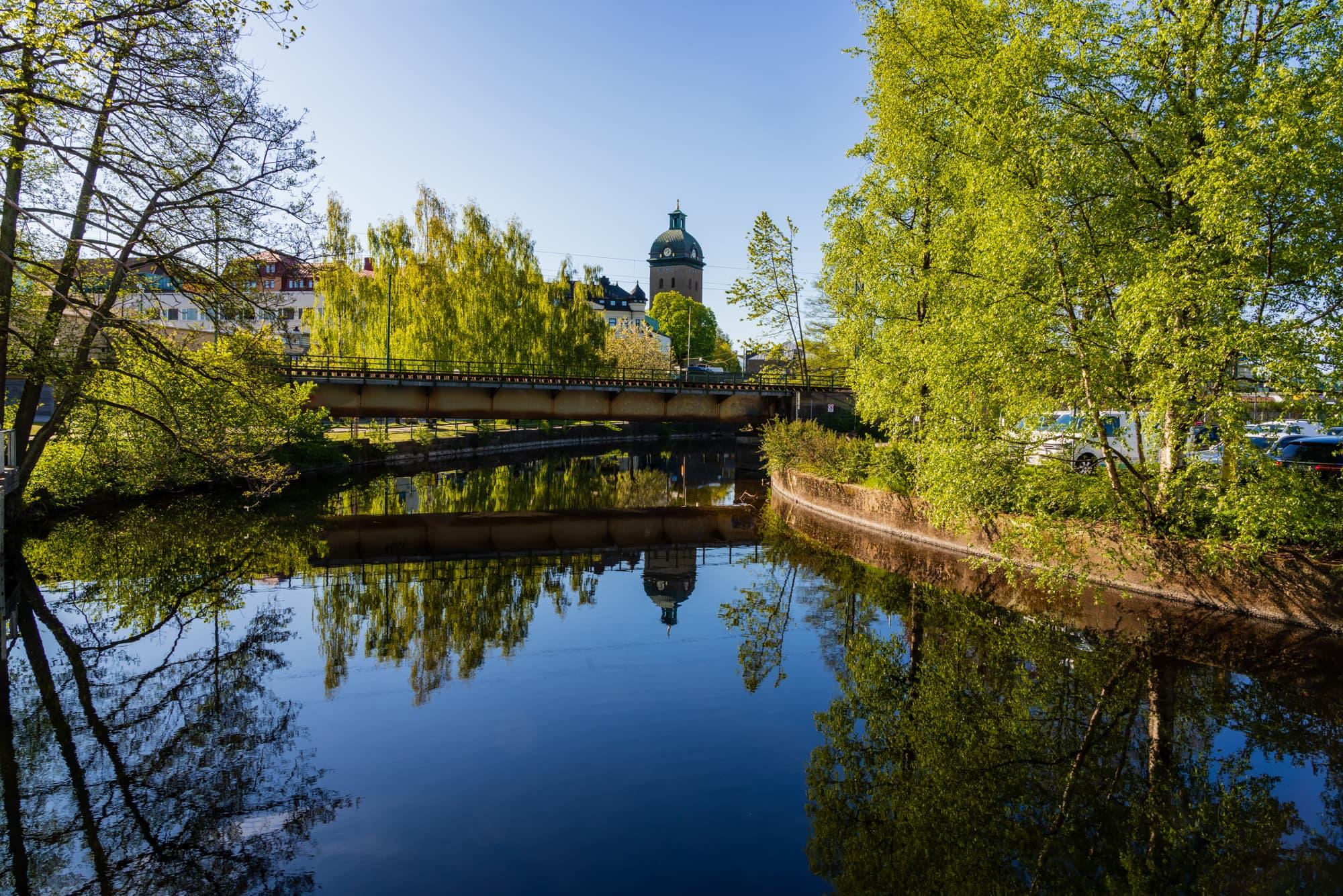 Bild på Borås - e-terapeut